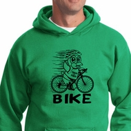 Black Penguin Power Bike Hoodie
