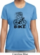 Black Penguin Power Bike Ladies Moisture Wicking Shirt