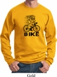 Black Penguin Power Bike Sweatshirt