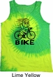 Black Penguin Power Bike Tie Dye Tank Top