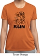 Black Penguin Power Run Ladies Moisture Wicking Shirt