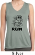 Black Penguin Power Run Ladies Sleeveless Moisture Wicking Shirt