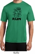Black Penguin Power Run Mens Moisture Wicking Shirt