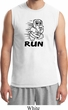 Black Penguin Power Run Mens Muscle Shirt