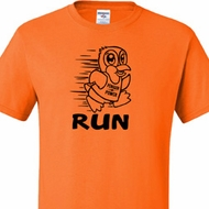 Black Penguin Power Run Mens Tall Shirt