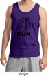 Black Penguin Power Run Mens Tank Top