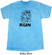 Black Penguin Power Run Mineral Tie Dye Shirt