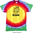 Black Penguin Power Run Premium Tie Dye Shirt