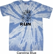 Black Penguin Power Run Twist Tie Dye Shirt