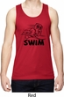 Black Penguin Power Swim Moisture Wicking Tank Top