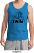 Black Penguin Power Swim Tank Top