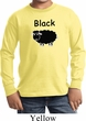 Black Sheep of the Family Funny Kids Long Sleeve Shirt