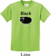 Black Sheep of the Family Funny Kids Shirt