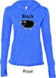 Black Sheep of the Family Funny Ladies Tri Blend Hoodie Shirt