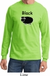 Black Sheep of the Family Funny Long Sleeve Shirt