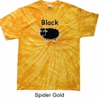 Black Sheep of the Family Funny Spider Tie Dye Shirt