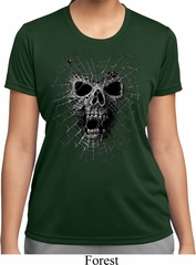 Black Widow Ladies Moisture Wicking Shirt