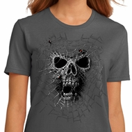 Black Widow Ladies Organic Shirt