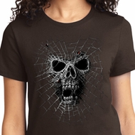 Black Widow Ladies Shirt