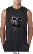 Black Widow Mens Sleeveless Shirt