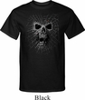 Black Widow Mens Tall Shirt