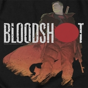 Blood Shot Comic Shirts