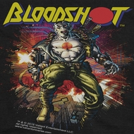 Bloodshot Comic Shirts