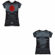 Bloodshot Shirt Shirt Sublimation Juniors Shirt