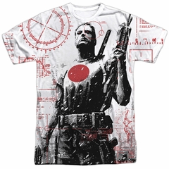 Bloodshot Shirt Tech Sublimation Shirt