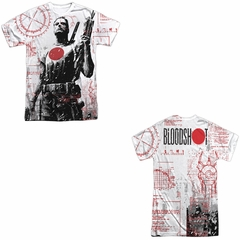 Bloodshot Shirt Tech Sublimation Youth Shirt