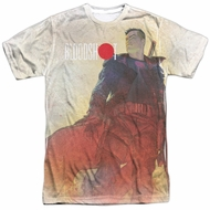 Bloodshot Shirt War Sublimation Shirt