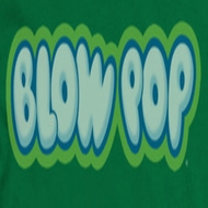 Blow Pop Green Logo Shirts
