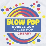 Blow Pop Lable Shirts