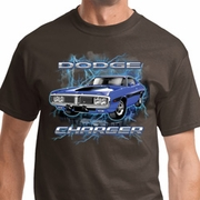 Blue Dodge Charger Shirts