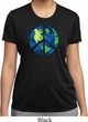 Blue Earth Peace Ladies Moisture Wicking Shirt