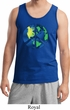 Blue Earth Peace Mens Tank Top