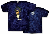 Bob Dylan T-shirt - Surreal Tie Dye Tee Shirt