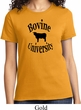Bovine University Ladies Shirt