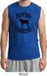 Bovine University Mens Muscle Shirt