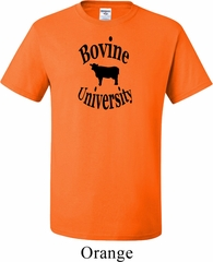 Bovine University Mens Tall Shirt