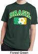 Brasil Kids Moisture Wicking Shirt