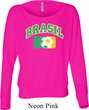 Brasil Ladies Off Shoulder Shirt