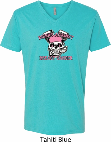 Breast Cancer Awareness Bikers Against Breast Cancer Mens