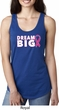 Breast Cancer Awareness Dream Big Ladies Ideal Tank Top