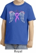 Breast Cancer Awareness Heaven Can Wait Toddler Shirt