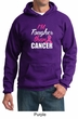 Breast Cancer Awareness Hoodie Tougher Than Cancer Hoody