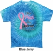 Breast Cancer Awareness Pink For Someone Special Tie Dye Shirt