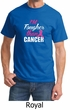 Breast Cancer Awareness Shirt Tougher Than Cancer Tee T-Shirt