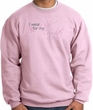 Breast Cancer Sweatshirt I Wear Pink For My Daughter Pink Sweat Shirt