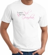 Breast Cancer T-shirt I Wear Pink For My Grandma White Tee
